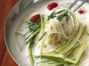 "Soy Milk Noodle Soup (""Kongguksu"")"