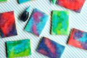 Edible Watercolor Cookies