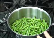 Best Crispy Crunchy Juicy Green Beans
