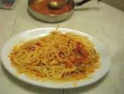Italian Pasta With Conch
