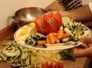 How To Make A Vegetable Platter