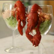Crayfish Cocktail