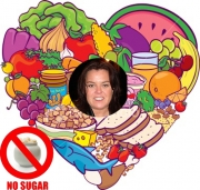 Rosie O' Donnel says no to sugar