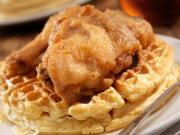 Those fried chicken and waffles are likely to give you a stroke too.