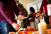 Tips to stay healthy during the holiday season.