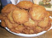 Fresh Parsnip Cakes