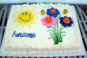 do-it-yourself cake décor tips