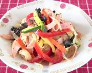 Chinese New Year Seven Vegetable Stir fry