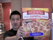 DiGiorno Pizza Dipping Strips Pepperoni Pizza Review