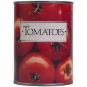 Canned tomatoes should be avoided
