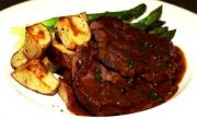 Steakau Poivre