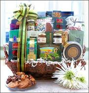 tips for making a Los Angeles gift basket