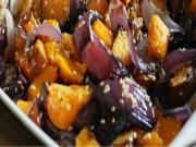 Butternut Squash, Sweet Potato & Red Onion Side