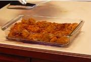 Betty's Ritz Cracker Chicken Nuggets Recipe