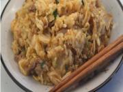 Kimchi Chahan (Kimchee Fried Rice)