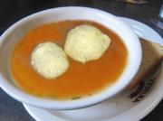 Old Fashioned Chicken Soup With Matzo Balls Jewish Pencillin