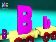 Letter B Song for Children | English Alphabet Songs for Children