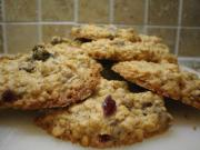 Oatmeal Fruit Cookies