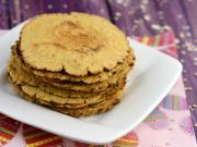 Mini Oats Khakhra Iron Rich Recipe For Kids By Tarla Dalal