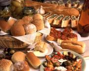 French Banquet is marked by various food courses