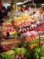 Farmer's Market – off I go for a great buy