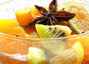 Fennel Citrus Fruits Salad