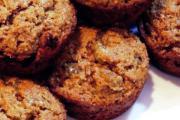 Cocoa Nut Oatmeal Muffins