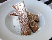 Brownie Crisps With A Twist