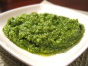 Pesto Part 3 - Blending Of Ingredients