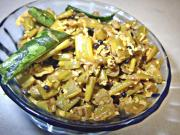 Payar Thoran (Long Beans Stir Fry)