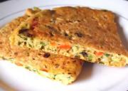 Pickled Vegetable Omelette