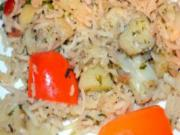 Vegetable Pulav - Easy Breezy Flavoured Rice with Veggies