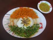 Healthy Republic Day Dosa