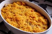 Crab Shrimp Bake