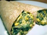 Easy Cheesy Protein Rich Tortilla Roll Ups