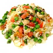 simple peas pulav