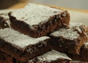 Sugarless Chocolate Brownies