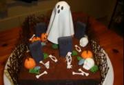 Halloween Brownies Part 5 - Finalization