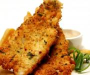 Oven Fried Fillets