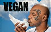 Mike-Tyson turns Vegan