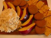 Super Bowl Special Zesty Curried Chutney Cheese Spread