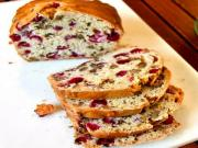 Apple-Cherry-Nut Bread