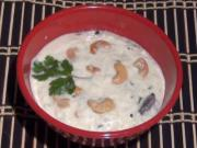 Daddojanam - Flavored Yogurt Rice