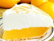 Low Calorie Lemon Pie