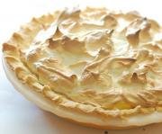 Coconut Lemon Meringue Pie