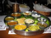 Indian dinner meals