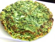 Korean Green Chili Pancake