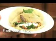 Yummy Flank Steak Taco
