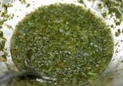Honey Mint Sauce