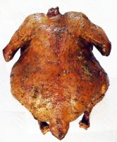 Barbecued Roast Chicken
